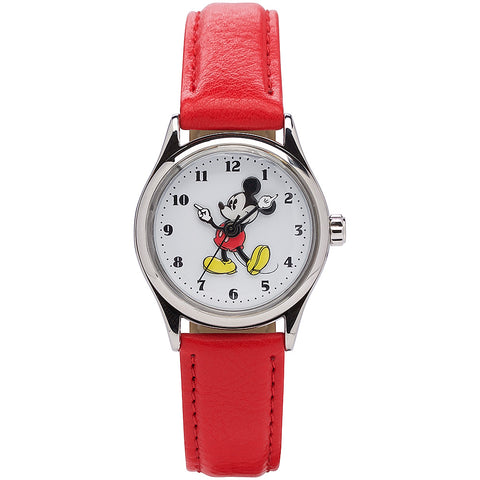 34mm Original Mickey Watch (Red) TA56950