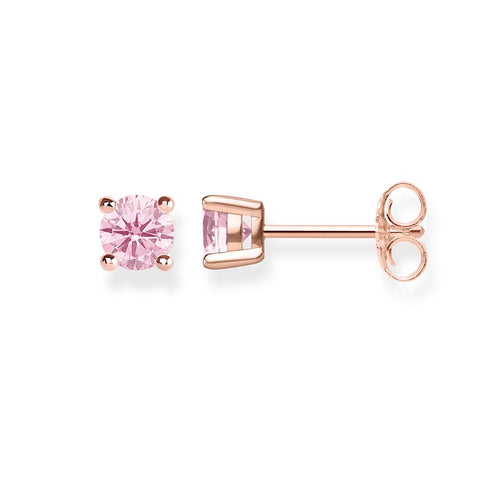 Thomas Sabo 4-Claw Studs (Rose) TH1965PIR