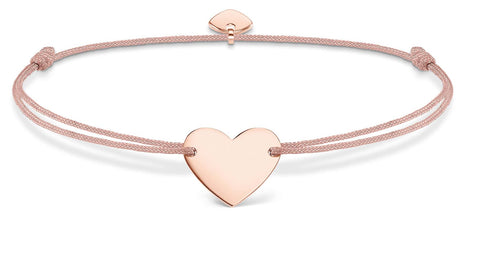 Little Secrets Heart Bracelet (Rose) LS005