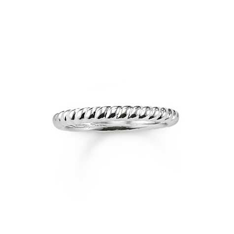 Thomas Sabo silver twist ring