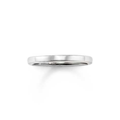Thomas Sabo silver plain ring