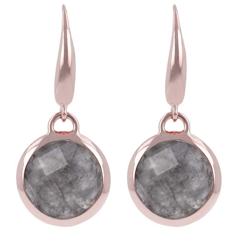 Bronzallure Alba Faceted Stone Earrings WSBZ00308