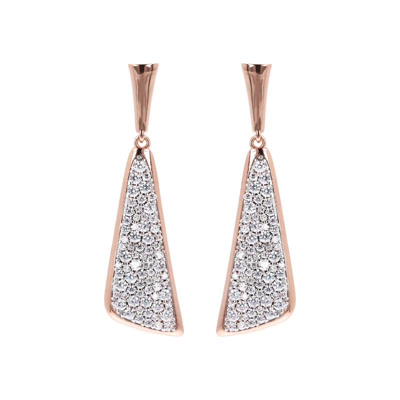 Bronzallure Altissima Earrings WSBZ01462.WR