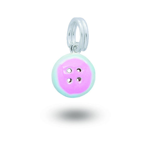 Cute as a Button Charm BL-BUTTON