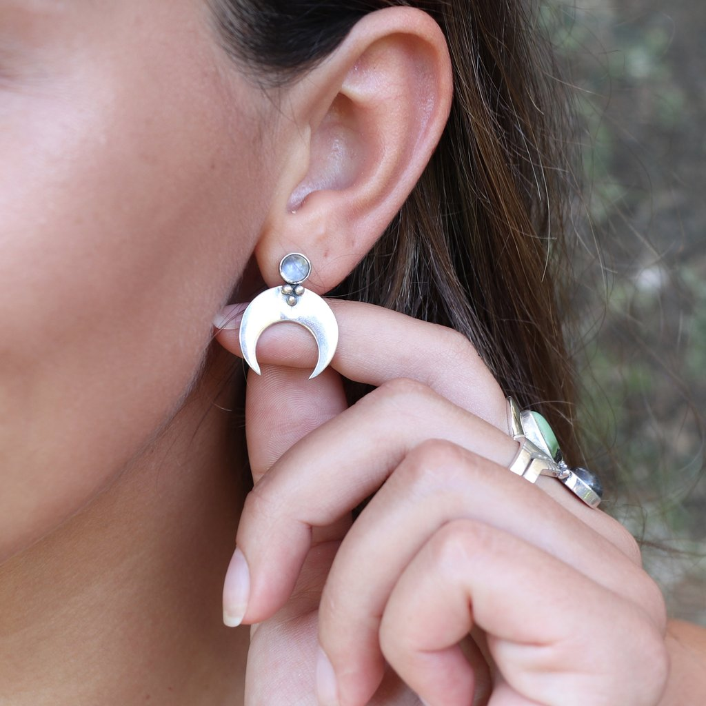 Toni May Eclipse Earrings