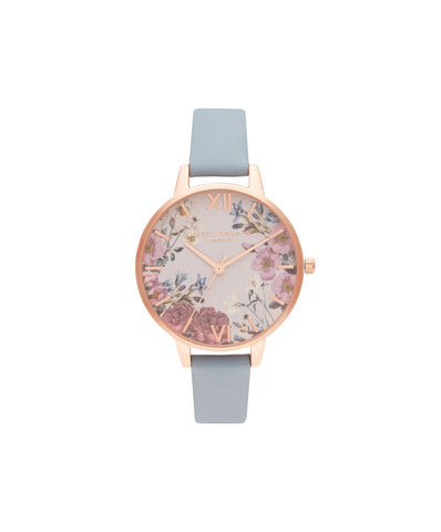 Olivia Burton British Blooms Watch OB16EG132