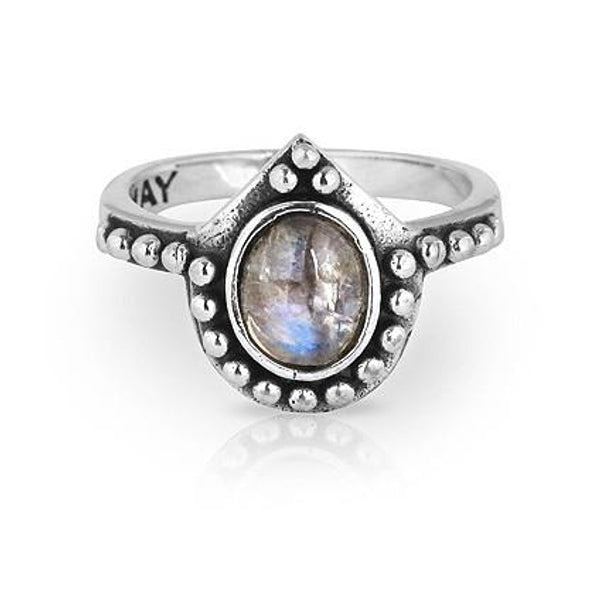 Toni May Solace Ring (Moonstone)