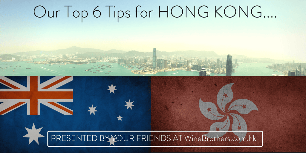 How to survive Australia Day in Hong Kong…..