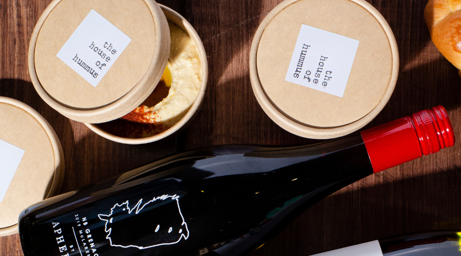 How to pair Hummus and Wine | Wine Brothers HK