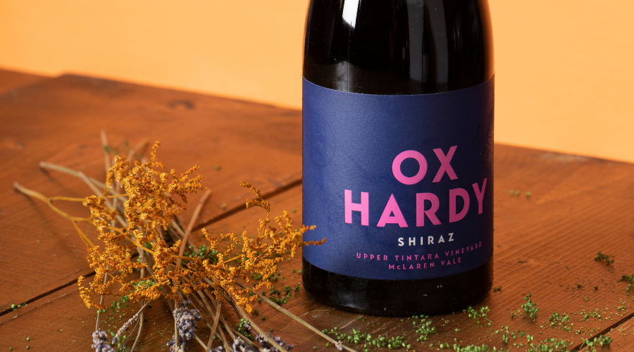 Aussie winemakers experimenting and showing their portfolios. Ox Hardy 'Upper Tintara' Shiraz | Wine Blog | Wine Brothers HK