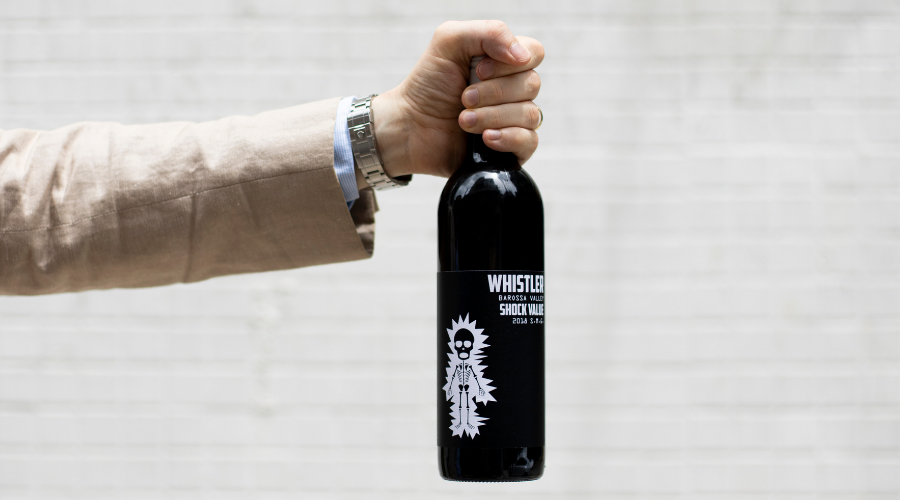 Organic 'Shock Value' GSM, Whistler Wines | Wine Brothers HK