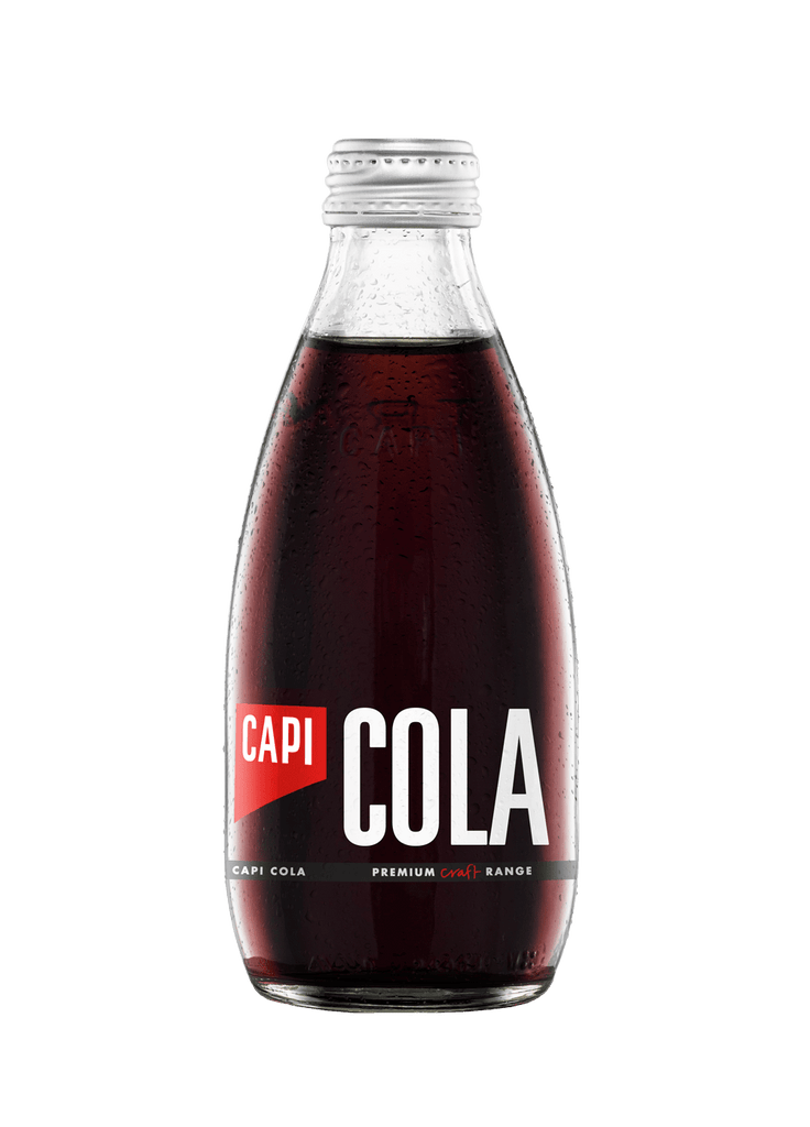 CAPI Spicy Cola 24 x 250ml Bottle