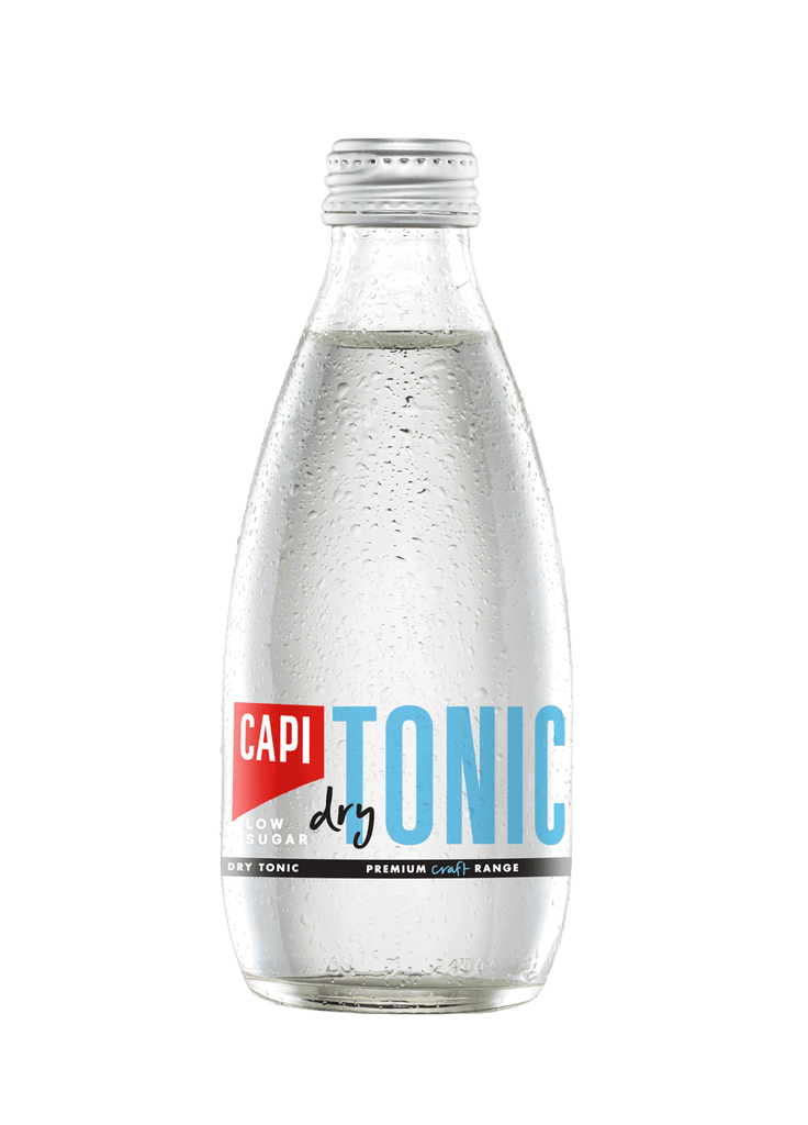 Capi Dry Tonic 24 x 250ml Bottle