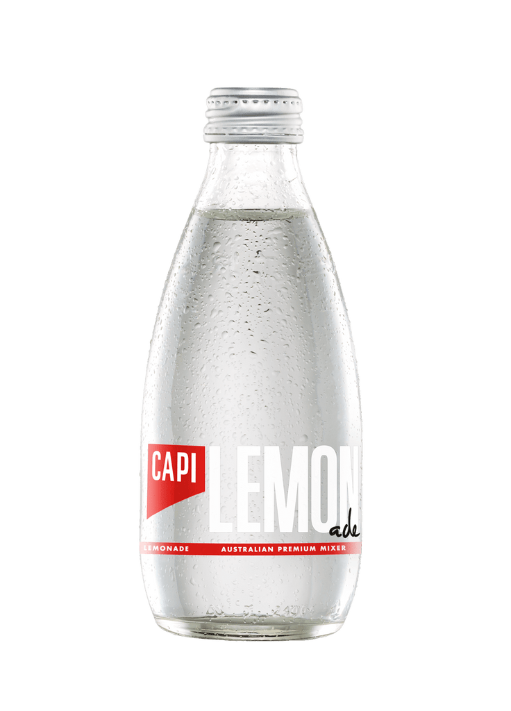 CAPI Lemonade 24 x 250ml Bottle