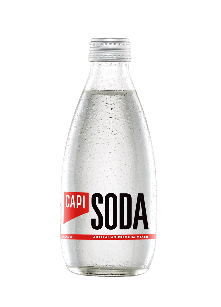 CAPI Soda 24 x 250ml Bottle
