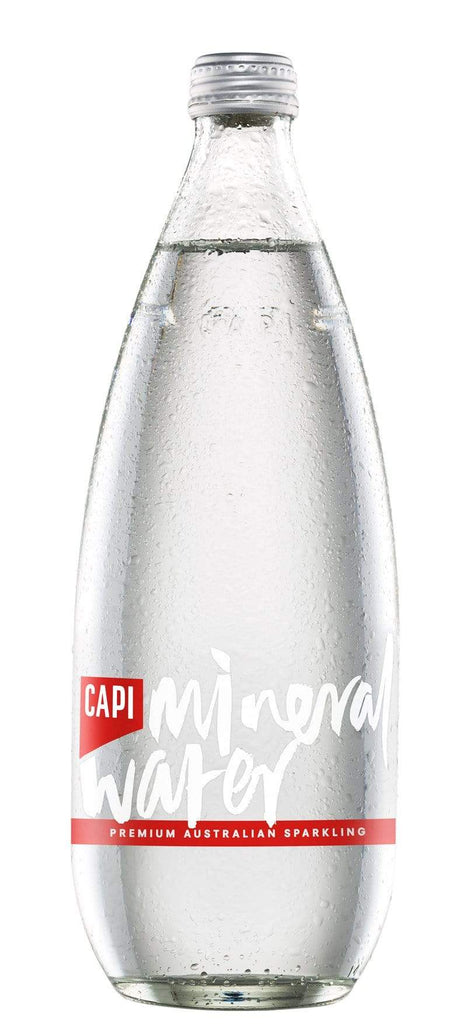 CAPI Sparkling Mineral Water 12 x 750ml