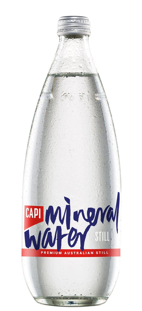 CAPI Still Mineral Water 12 x 750ml