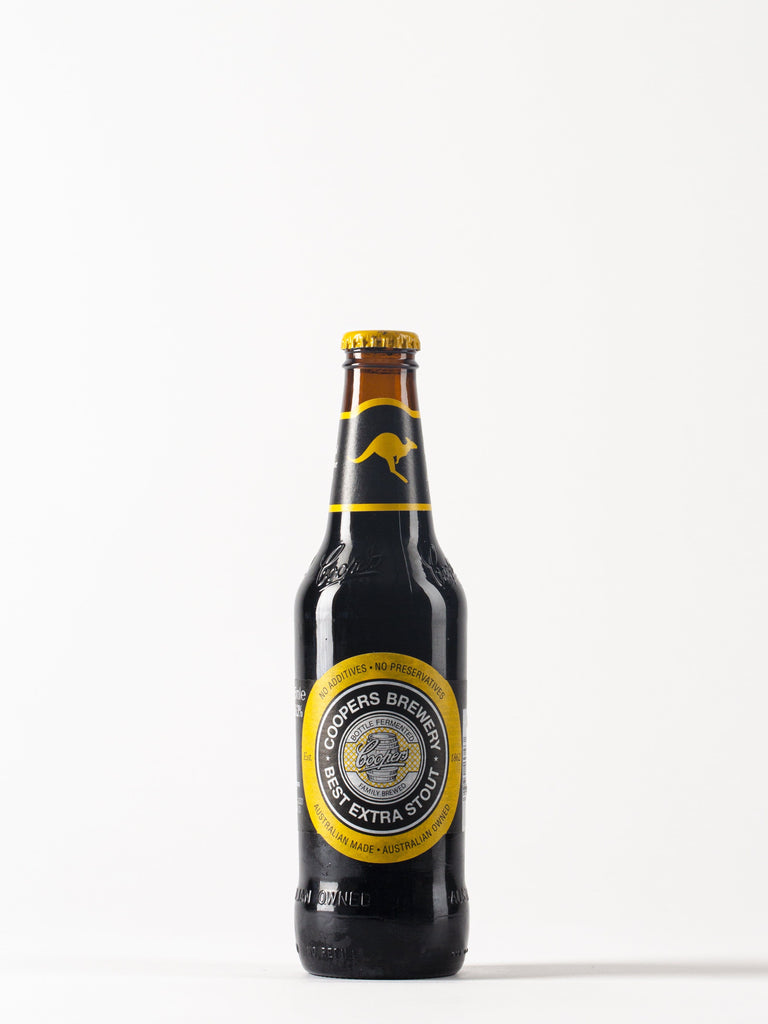 Coopers Extra Stout 24 x 375ml Bottle