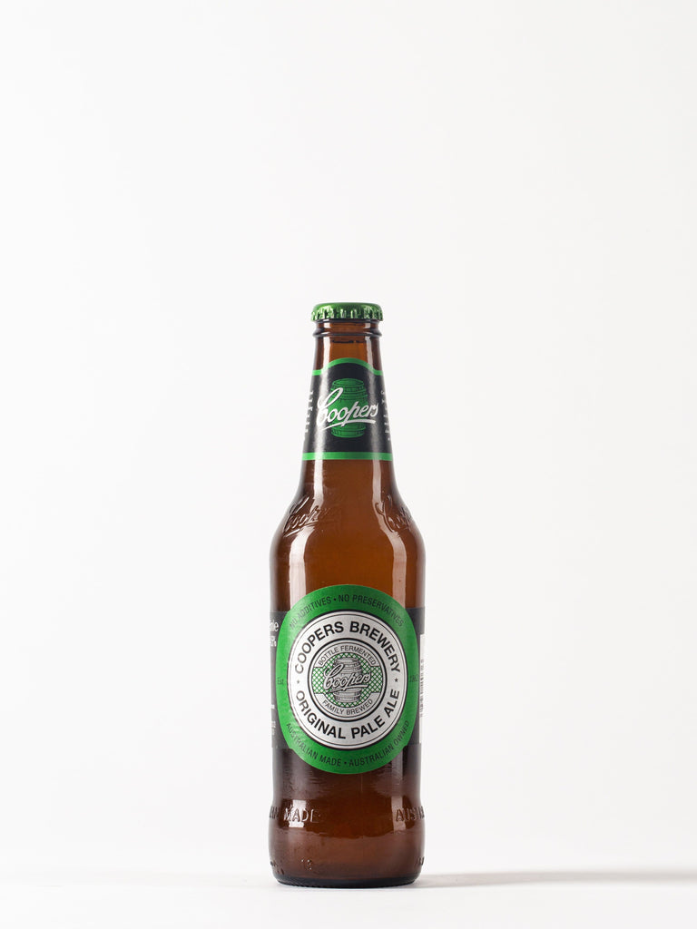 Coopers Pale Ale 24 x 375ml Bottle