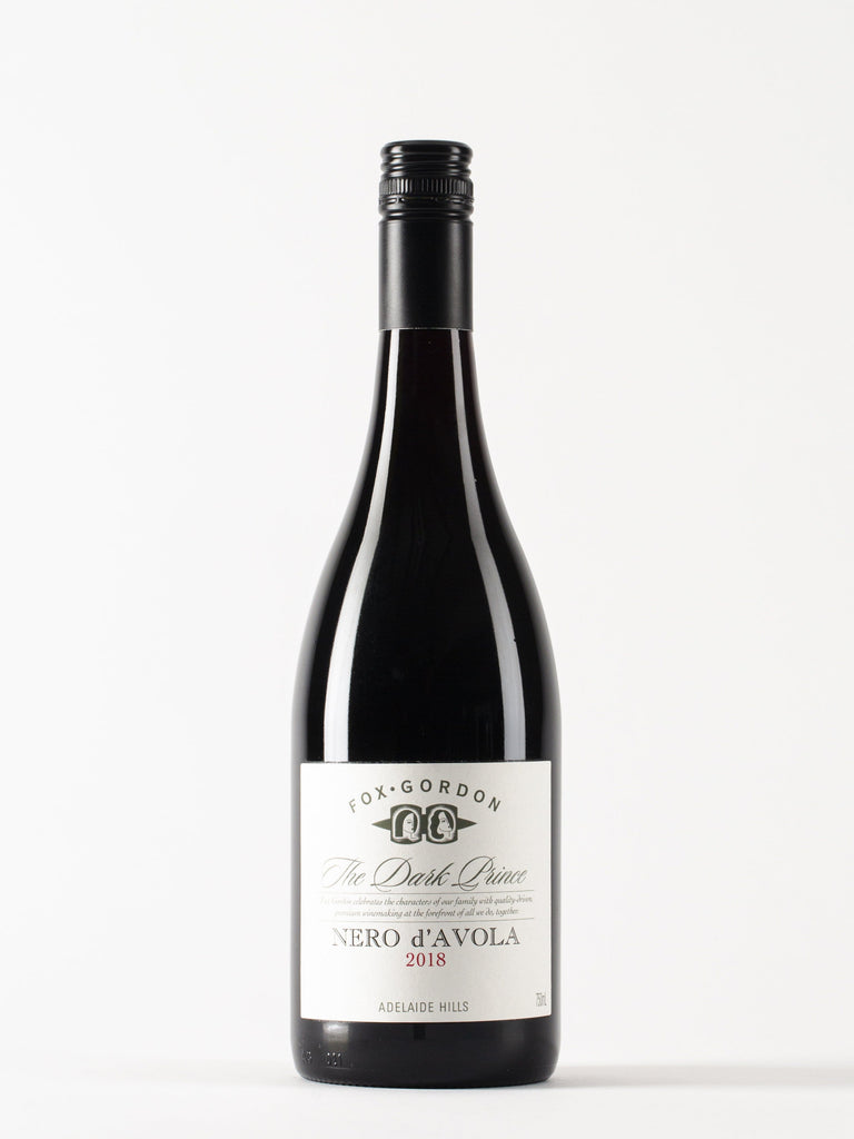 Fox Gordon 'The Dark Prince' Nero D'Avola