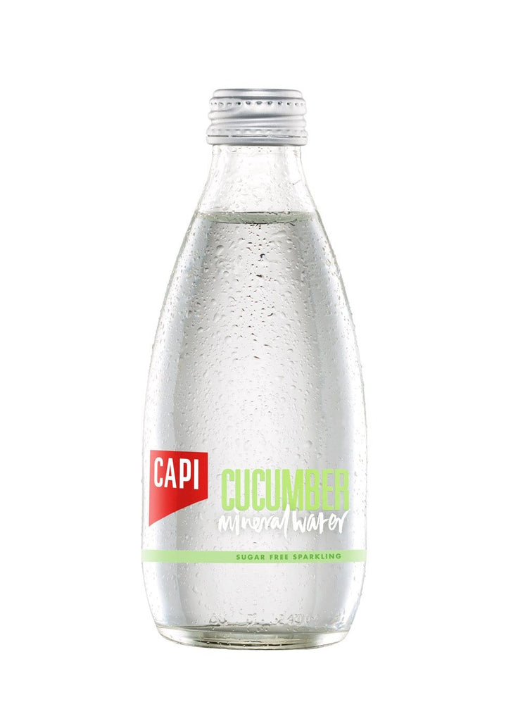 Capi Sparkling Cucumber Water