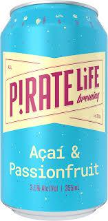 Pirate Life Brewing Acai and Passionfruit Sour