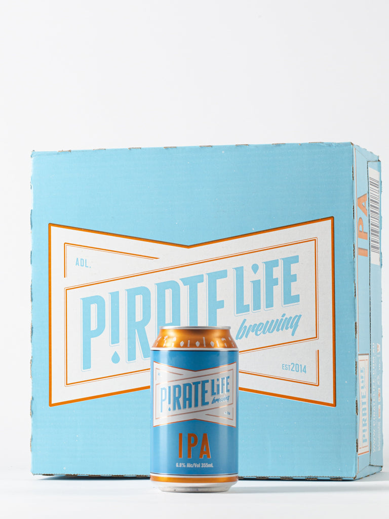 Pirate Life IPA 16 x 355ml Can