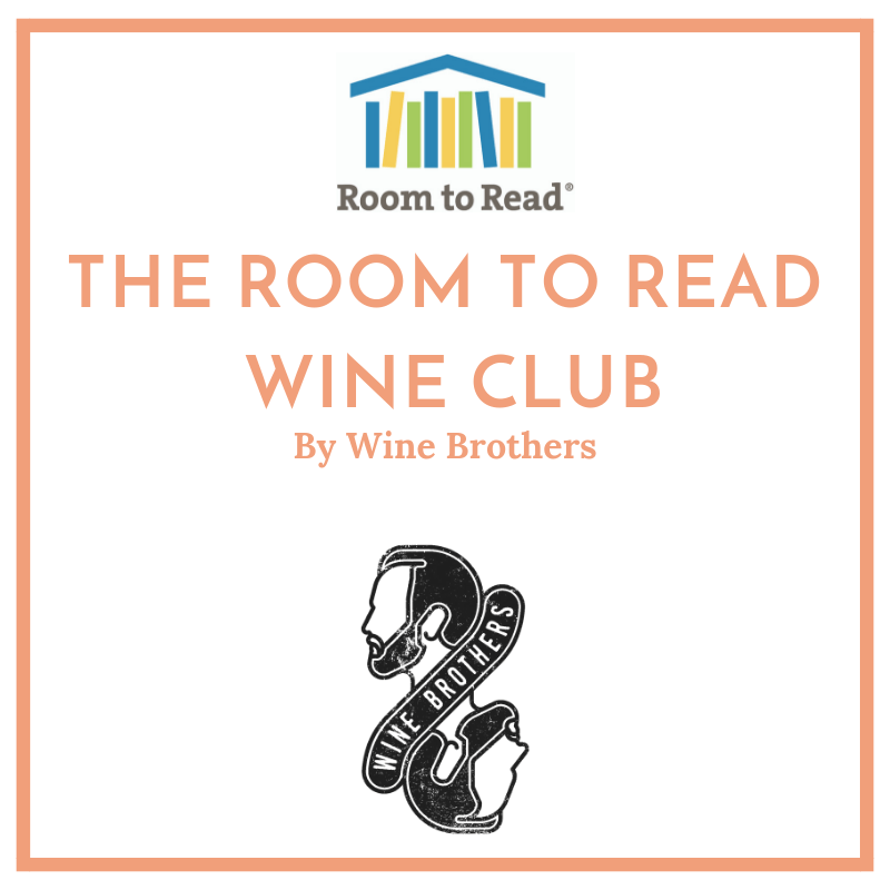 The Room To Read Wine Club
