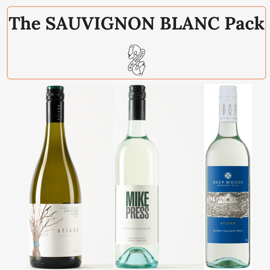 The SAUVIGNON BLANC Pack