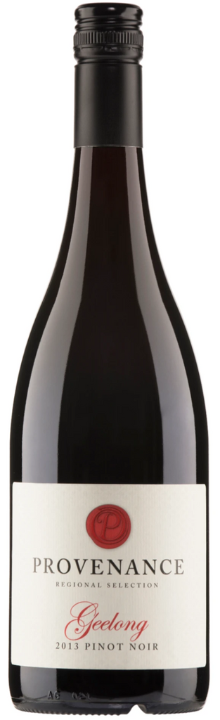 Provenance Geelong Pinot Noir