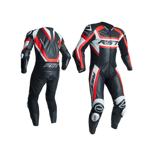TracTech Evo R 1 Piece Leather Suit