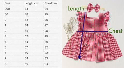 Sleeveless button dress for girls
