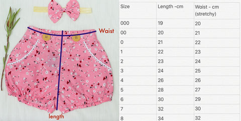 shorts for baby toddler girls australia