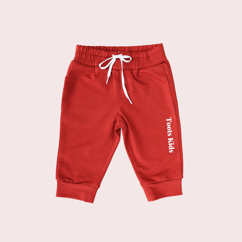 CHERRY TRACKPANTS