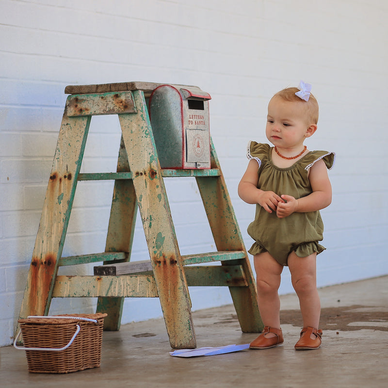 DRIED HERB ROMPER