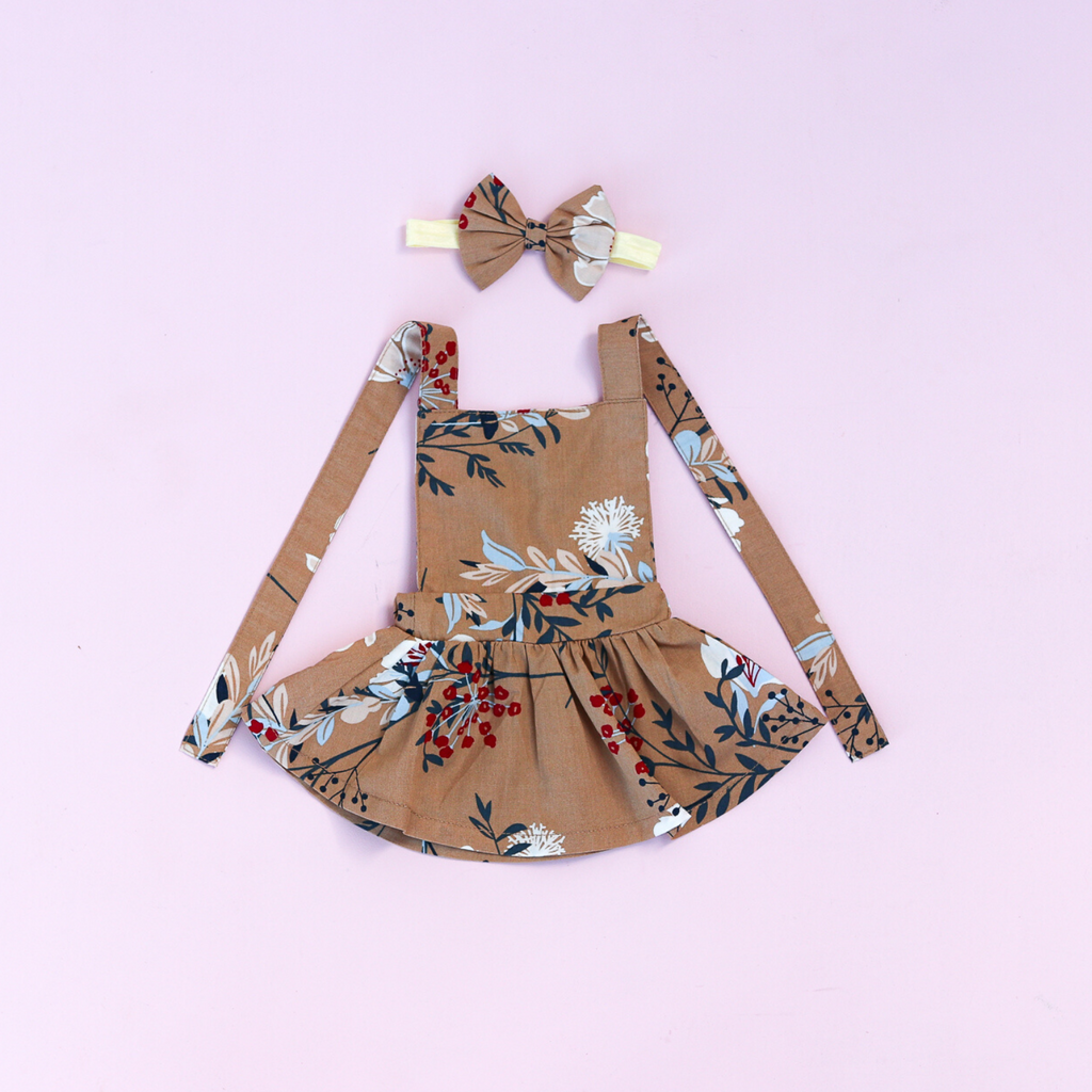 CHANELL DOLL PINNY DRESS