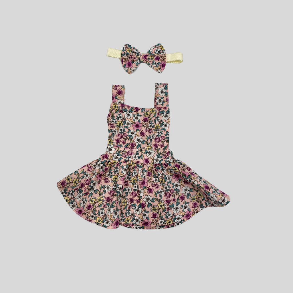 AUBREE DOLL PINNY DRESS