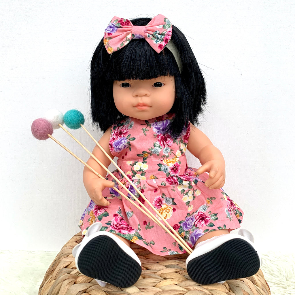 BELLE DOLL PINNY DRESS