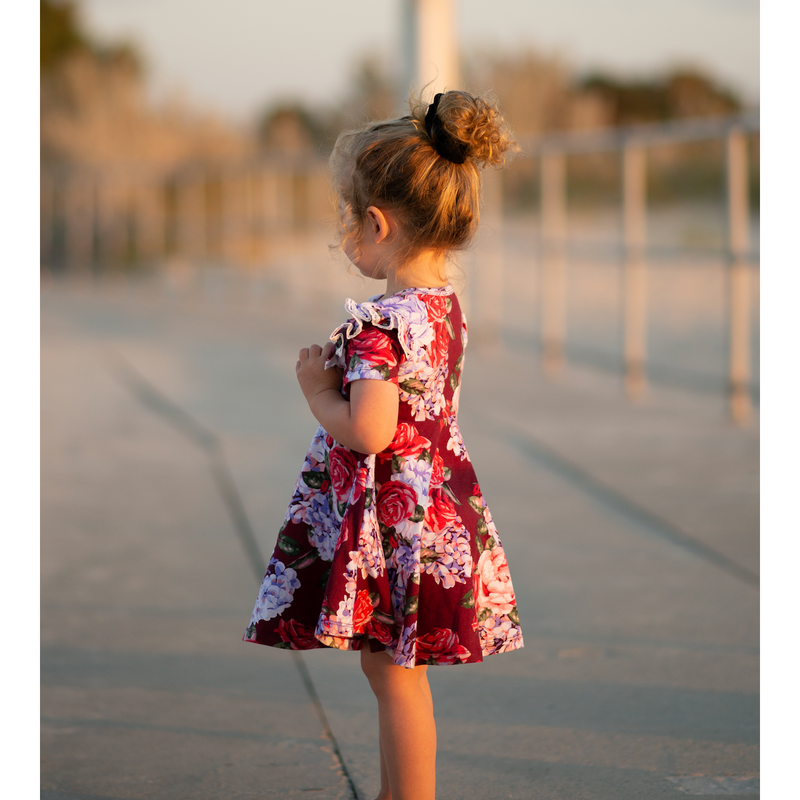EMERSON TWIRLY GIRL DRESS