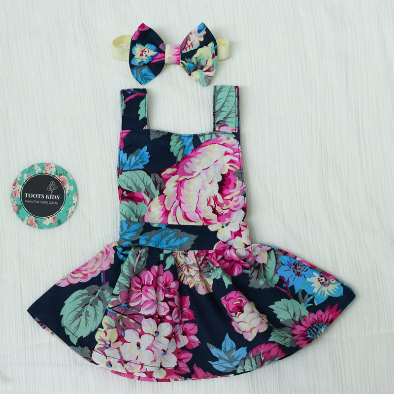 BEAUTIFUL FLOWER DOLL CLOTHES