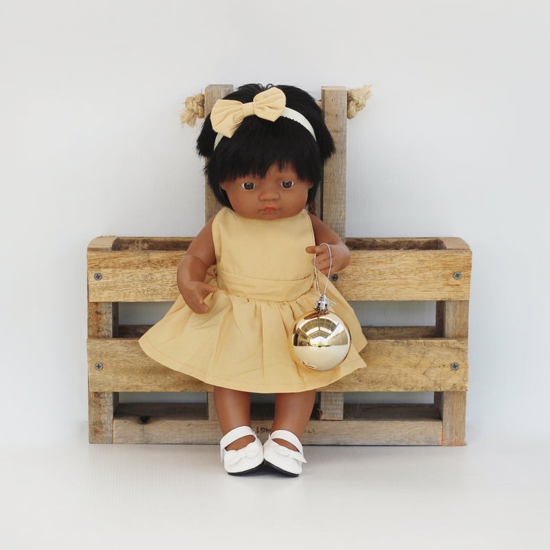 Affordable miniland doll clothes