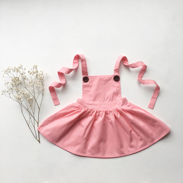 Salmon Pinny - Toots Kids