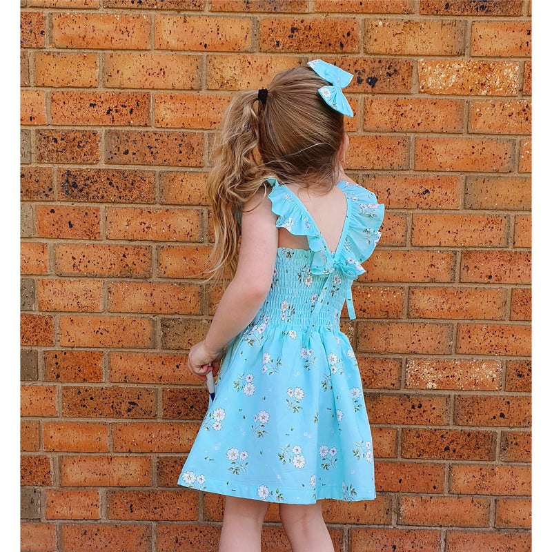 LIVIA  MIRACLE DRESS - Toots Kids