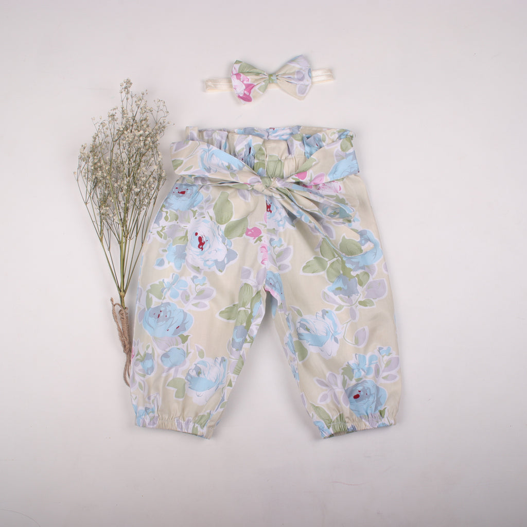 Mary Harem Pant - Toots Kids