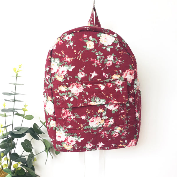 Elizabeth back pack (small )