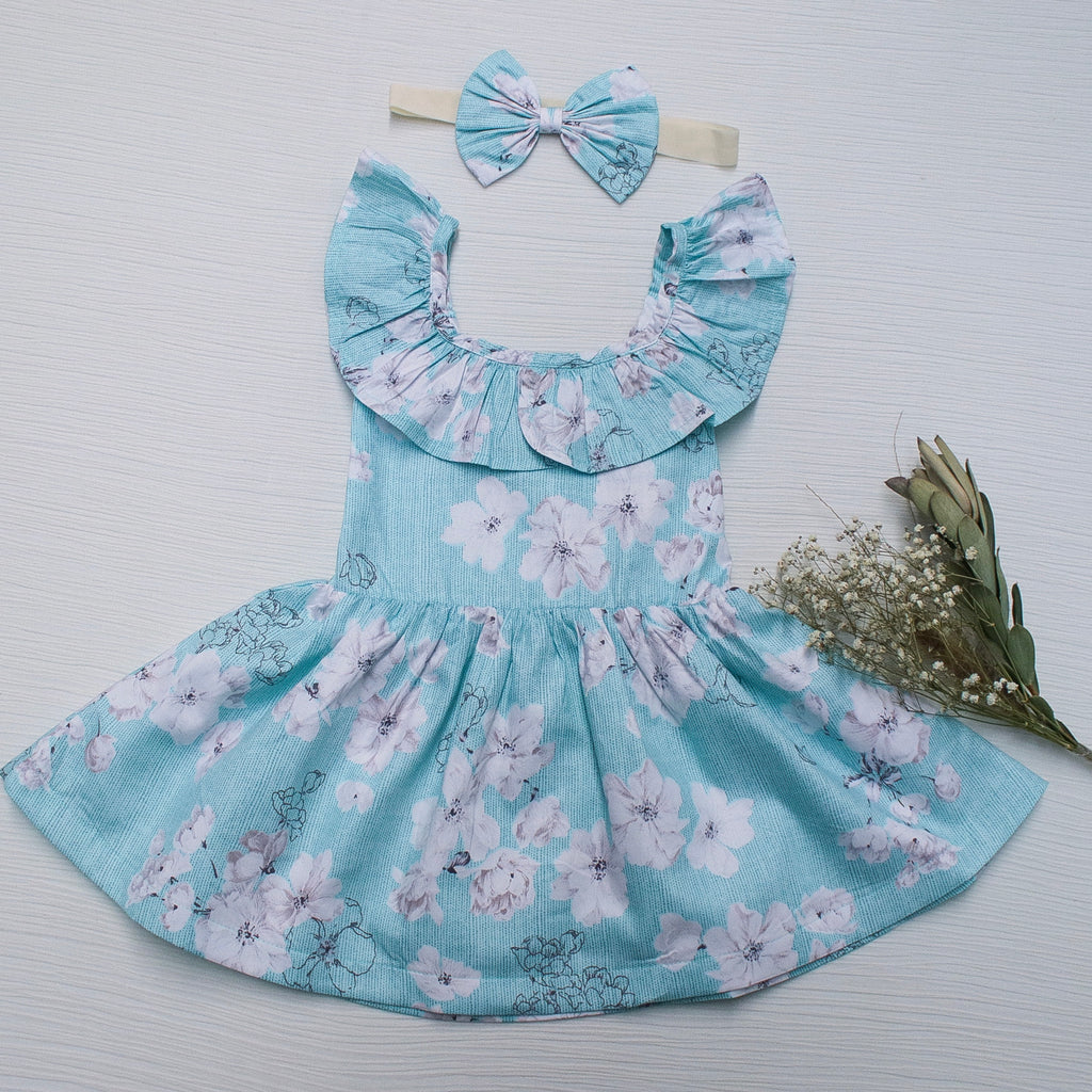 ELLIE MIRACLE DRESS - Toots Kids