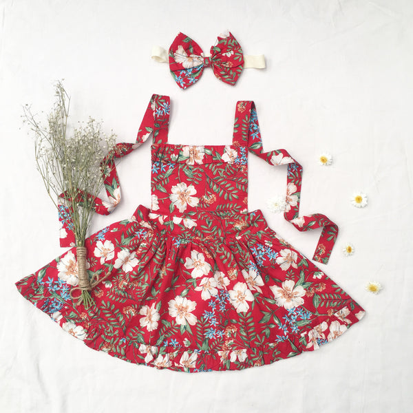 Lucia Frill  Pinny - Toots Kids