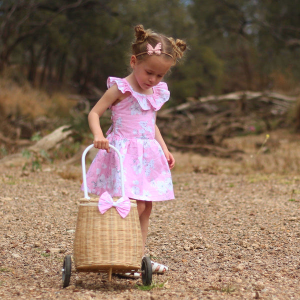AALIYAH  MIRACLE DRESS - Toots Kids