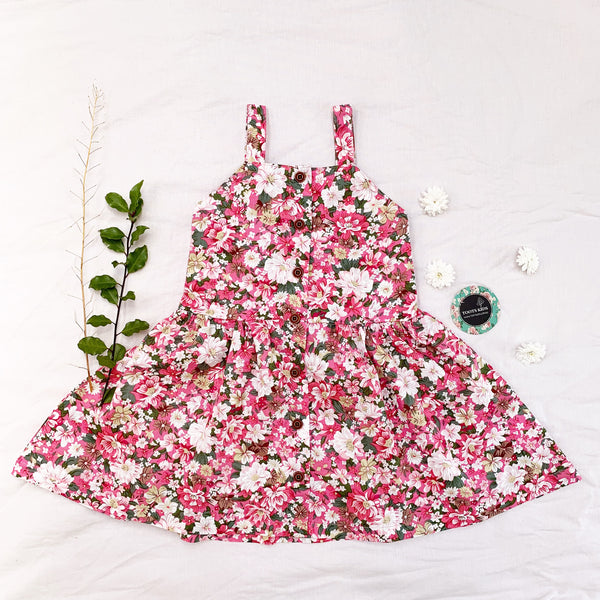Alora Dress - Toots Kids