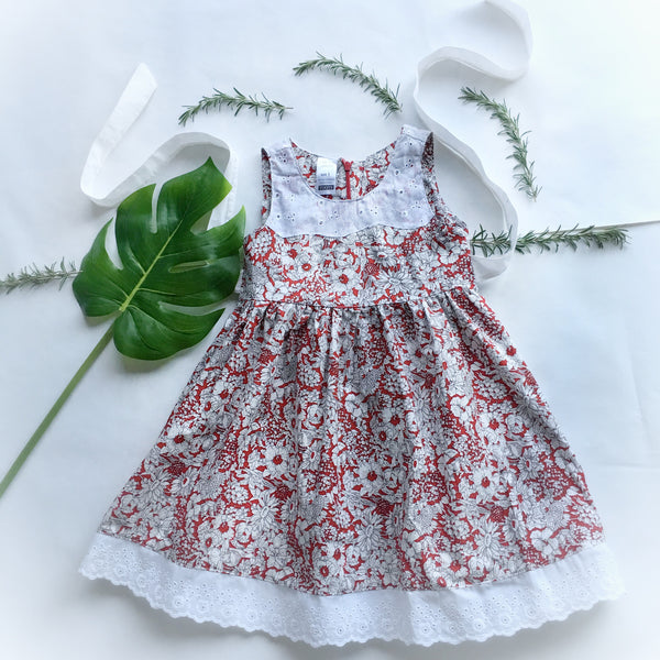 Amelia Dress - Toots Kids